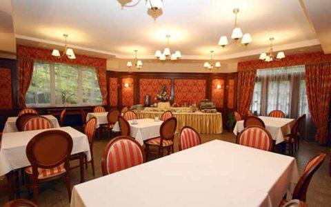 Rezydencja Piastowska Restauracja